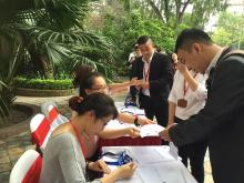 Mini job fair at Danish Embassy in Vietnam