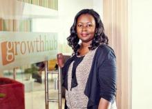 Danida Alumni, Patricia Juma Patricia, Executive Director and founding partner of GrowthAfrica, a Kenya headquartered company that focuses on growing successful enterprises in Africa