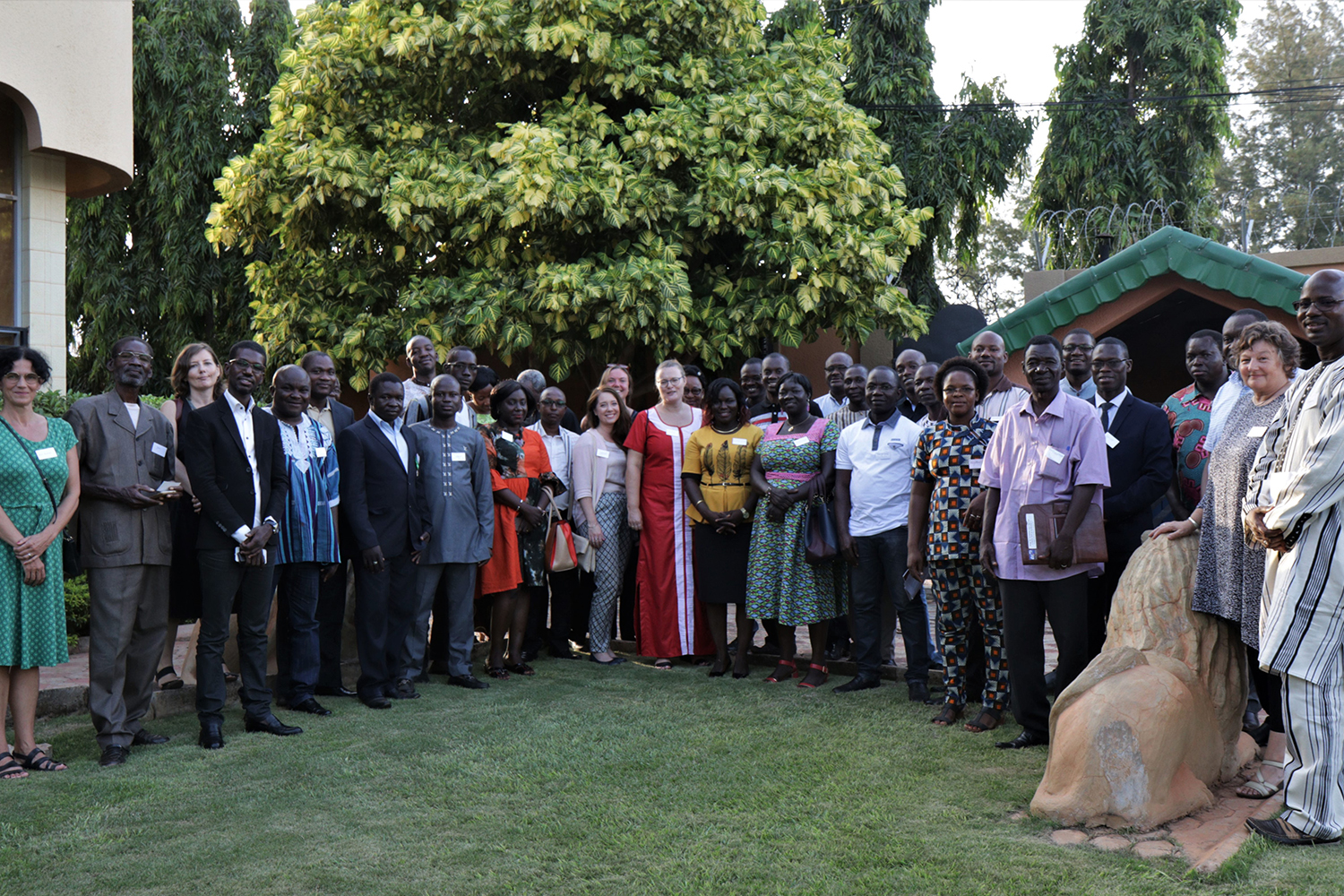 The Danida Burkina Alumni Network