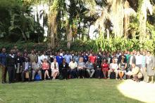 Kenya became the first country in 2018 to set up a local Danida Alumni Network. About 80 Danida alumni gathered on February 8th 2018 at the Danish Ambassador's residence in Nairobi for the first meeting.